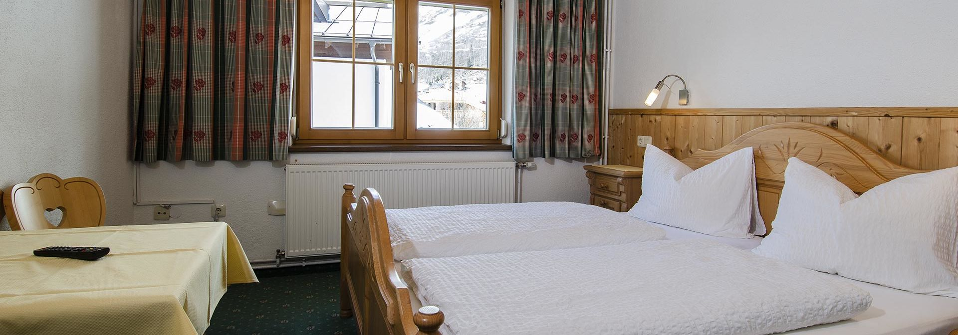 Double Room in Haus Winkl in Galtür
